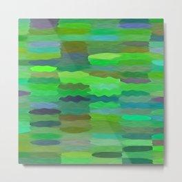 Sea Tones Metal Print