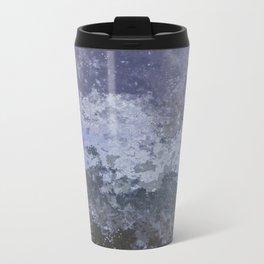 Rough Water Metal Travel Mug