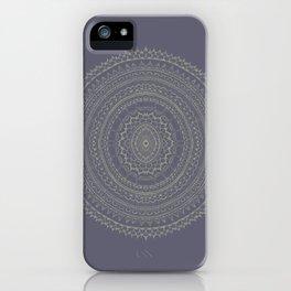 Circle 02 iPhone Case