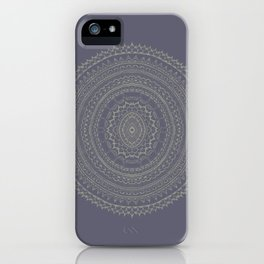 Circle 02 iPhone Case