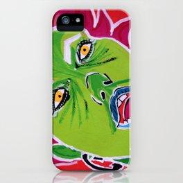 Zelf Portrait iPhone Case