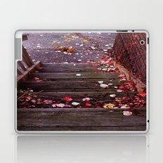 Autumn Stairs Laptop & iPad Skin