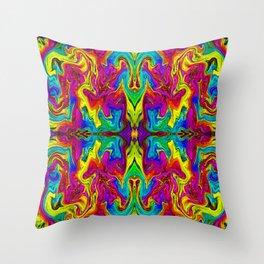 Pattern-315 Throw Pillow