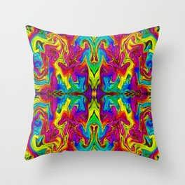 Pattern-315 Throw Pillow