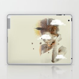 New York City dreaming Laptop & iPad Skin