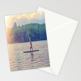Serenity Now Stationery Cards
