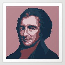 Thomas Paine Art Print