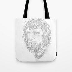 Kris Kristofferson - Sketch Tote Bag