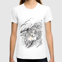 Could It Be The Wind? T-shirt
