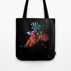 Escape The City Tote Bag