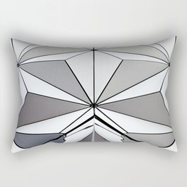 Spaceship Earth Rectangular Pillow