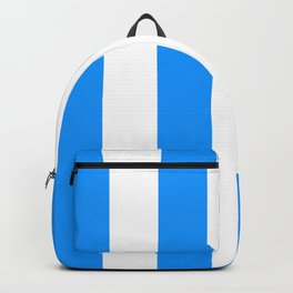 Retro 60s Surf Stripe Backpack