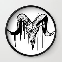 This will destroy you... Wall Clock
