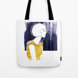 Irma Gold Tote Bag
