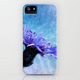 centaurea iPhone Case
