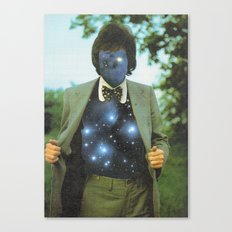 Everything the universe is within you  Canvas Print