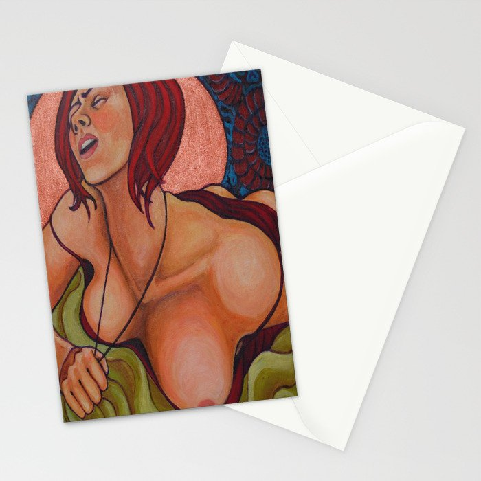 Altarpiece 2 Stationery Cards