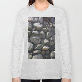 Wall of Stone Long Sleeve T-shirt