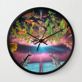 LA MULTIPLICACIÓN DE LOS PECES Wall Clock