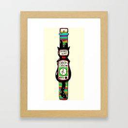 iCat Framed Art Print