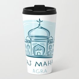 Agra 01 Travel Mug