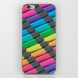 Artist Ink Markers iPhone Skin