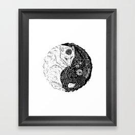 Harmony Framed Art Print