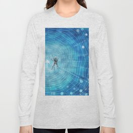 Spider in the Web Long Sleeve T-shirt