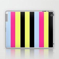Bertie Bassett Stripes Pattern Laptop & iPad Skin