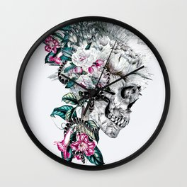 Momento Mori Rev V Wall Clock