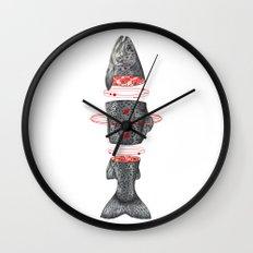 Sashimi II Wall Clock