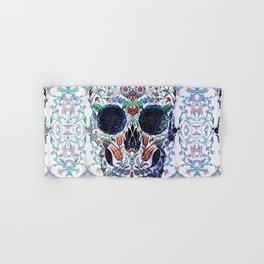 Chini Skull Hand & Bath Towel