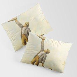 Taken Away Pillow Sham