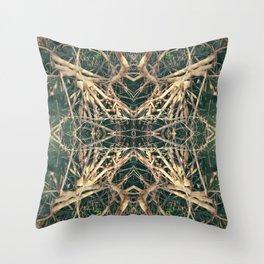 Mangrove Fun Throw Pillow