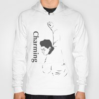 smiths Hoodies featuring This charming cartoon - the smiths by Trendy Youth