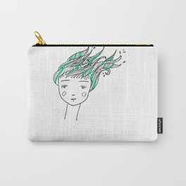 Wet Hair Carry-All Pouch