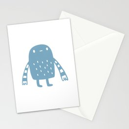 Cuddle Monster Stationery Cards