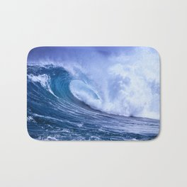 Big Wave Bath Mat