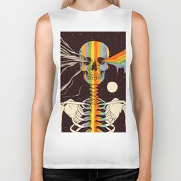 Dark Side of Existence Biker Tank