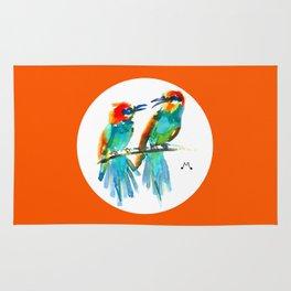 Watercolor 2 Rug