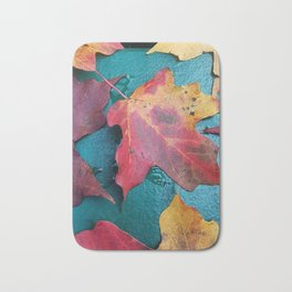 WithrowLeaves Bath Mat