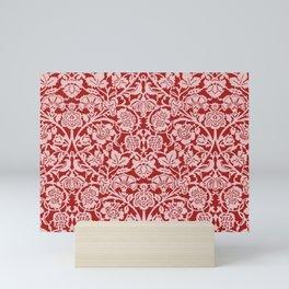 Sangria Floral Mini Art Print