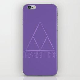 Transition iPhone Skin