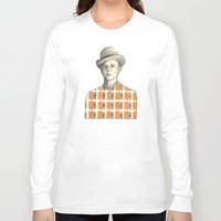 robert farkas Long Sleeve T-shirts featuring Robert by Rins