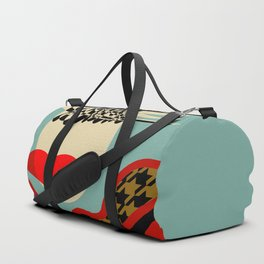 QUEEN OF STYLE Duffle Bag