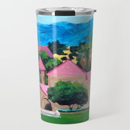 Memorial Church Travel Mug