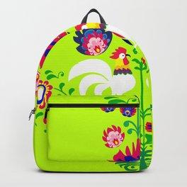 Polish folk Backpack