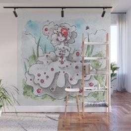 Empire of Mushrooms: Hydnellum peckii Wall Mural
