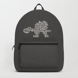 Reinhardt Type illust Backpack
