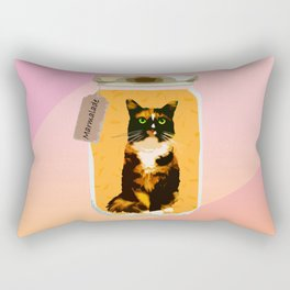 Marmalade Jar Rectangular Pillow